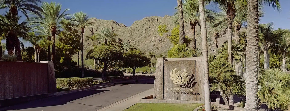 The Phoenician Resort in Scottsdale AZ